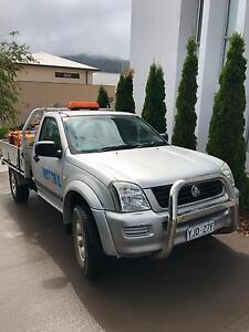 2005 Holden Rodeo Ute Fyshwick South Canberra Preview