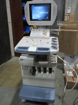 Toshiba Nemio 10 Ssa-550a Ultrasound Machine