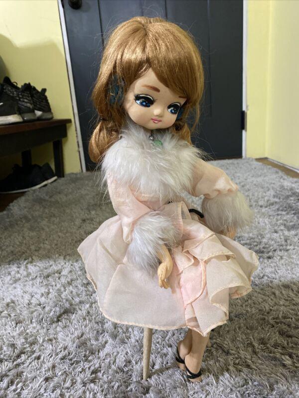 Treasure Dolls Kelvin Japan Big Eyes 1970