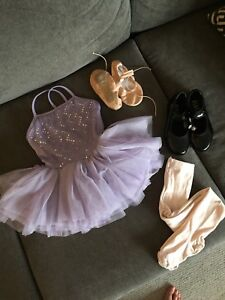 Maritime Dance outfit 4-6  **LIKE NEW**