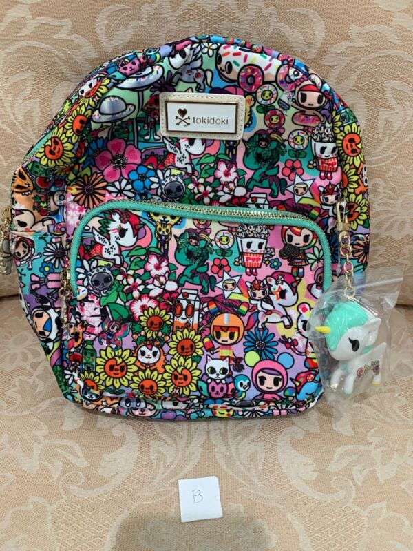 Tokidoki: Flower Power: Mini Backpack (G7)