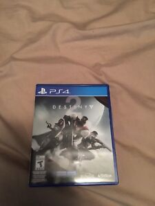 Destiny 2 for ps4 with unused gun code