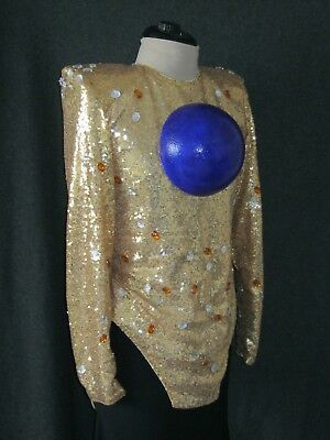 Lady Gaga ARTRAVE Artpop Leotard COSTUME OUTFIT CLOTHES - Lady Gaga Kostüm Outfits