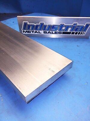 6061 T651 Aluminum Flat Bar 34 X 5 X 12.00-long--.750 X 5 6061 Mill Stock