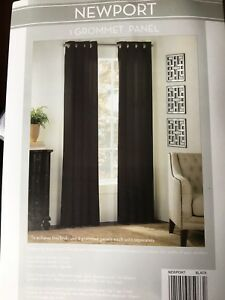 Brand new curtain panels
