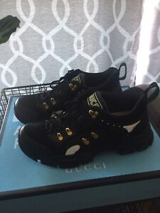 Gucci Flashtreck low top boots