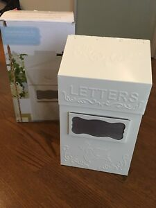 Letters mailbox or money box