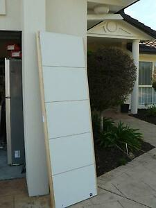 3 DOOR SLIDER UNIT WITH TRACKS HALL, LINEN BEDROOM BRAND NEW Helensvale Gold Coast North Preview