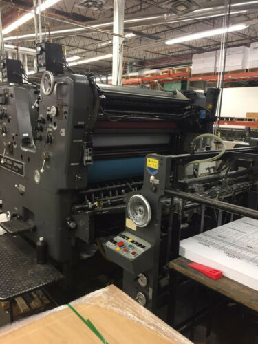 SORSZ Heidelberg Press 28 x 40