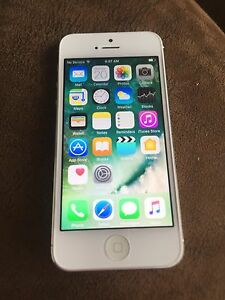 Bell iPhone 5 White 16gb