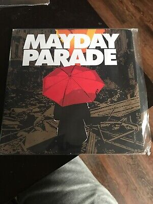 """Mayday Parade - Jamie All Over/Miserable At Best 7"""""""