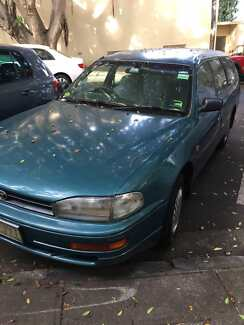 Toyota Camry Station Wagon Car for Sale Paddington Eastern Suburbs Preview