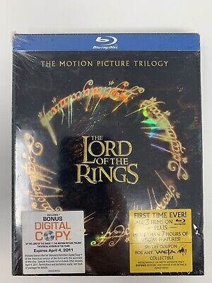 The Lord of the Rings: Motion Picture Trilogy Blu-ray Theatrical Release
