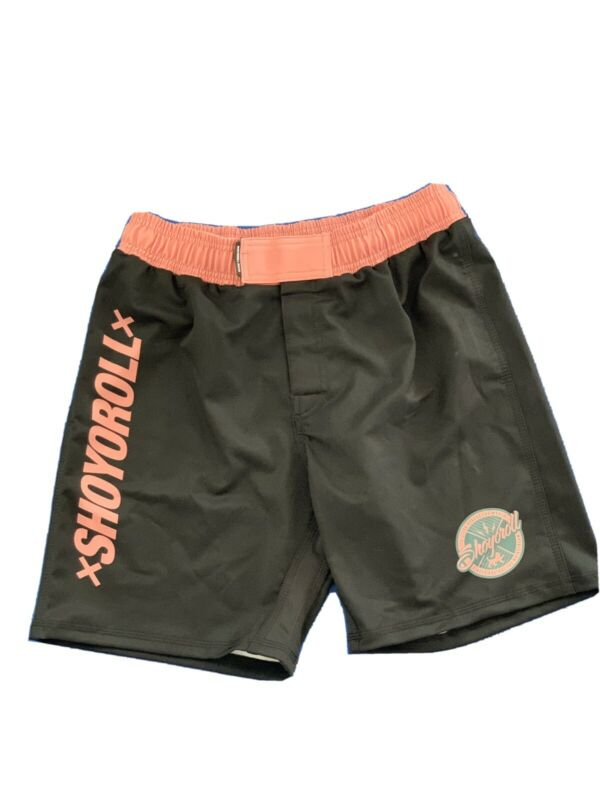 Shoyoroll Competitor Training Fitted Shorts 20.2 Size XL