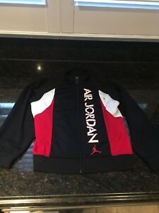 NIKE AIR JORDAN TODDLER JACKET