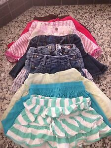 Girl's Size 3 Summer Clothes Lot