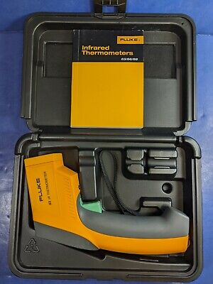 Fluke 63 Ir Infrared Thermometer Excellent
