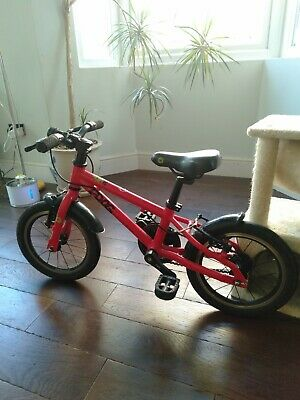 Frog 43 kids bike in red. 14 Inch wheel. Collect East London
