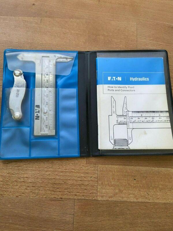 EATON AEROQUIP Port & Connector Identification Kit, FT1341