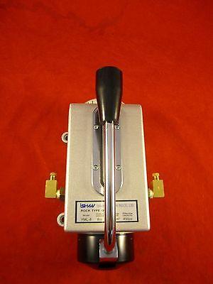 Manual Hand Pump Oiler For Bridgeport Milling Machine One Shot Lube Yml-8