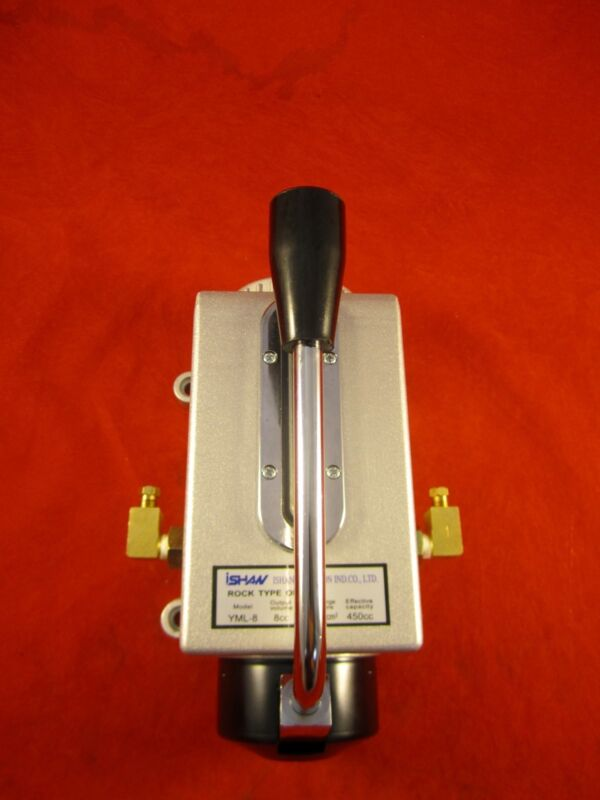 Manual Hand Pump Oiler for Bridgeport Milling Machine (One Shot Lube) YML-8