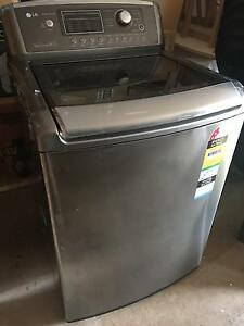 LG Smart Drum Stainless Steel Washing Machine Camden Camden Area Preview