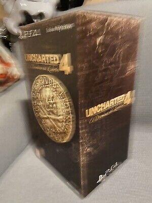 uncharted 4 Edición Coleccionista Version España