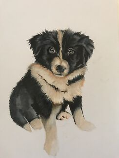 Drawings and paintings Pets, Loved ones, historical figures, etc