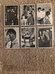 The Beatles Trading Cards
