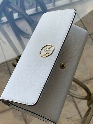 Michael Kors Women Leather Wallet Card Holder Phone Case Clutch Purse Handbag id