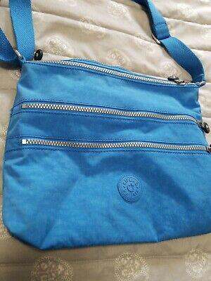 Blue Kipling Cross Body Purse Cute Bag!