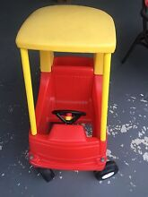 Little tikes red/yellow car Highett Bayside Area Preview