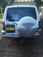 2001 Mitsubishi Pajero Wagon Eastwood Ryde Area Preview