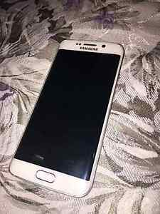Selling samsung galaxy 6 edge in white Newton Campbelltown Area Preview