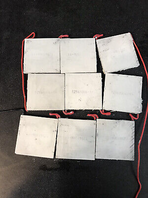 9 Peltier Thermoelectric Cooling Devices 12 Volt 5 Amp