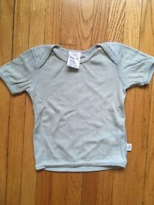Merino cotton blend shirt 6-9 month