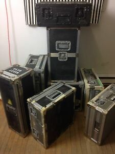 LOT of Roadcase (s) (need them GONE) ... ASAP