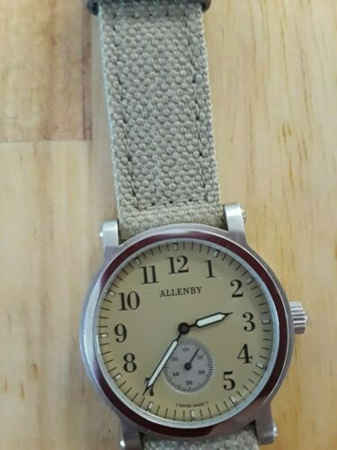 ALLENBY vintage watch