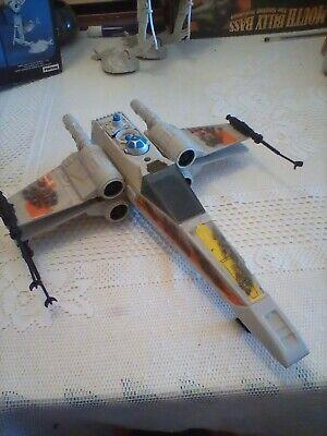 Star Wars X Wing Fighter Palitoy Original (Battle Damaged Model)