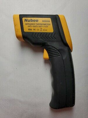 Nubee Nub8380 Infrared Laser Thermometer