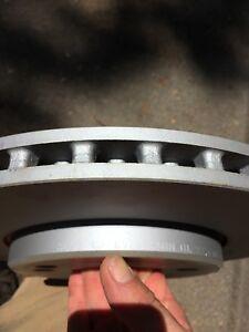 Mercedes Benz rotors - B200