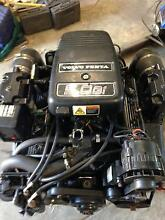 Volvo Penta 5.0gi engine and duo prop leg Wickham Roebourne Area Preview