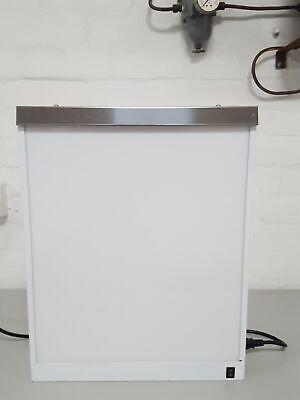 X-ray Viewing Light Box Lab Fabricado Por Negatos 1p