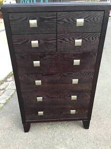 Tallboy, chest of drawers, bedroom furniture,We Can Deliver Brunswick Moreland Area Preview