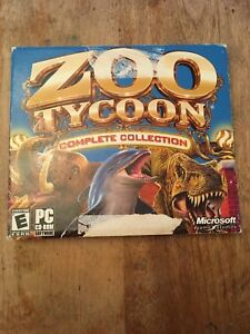 Zoo Tycoon Complete Collection - Standard Edition