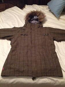 Very Warm Ladies Winter Snowboard Coat