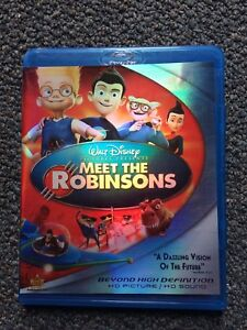 Meet The Robinsons on Blu-ray