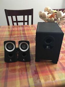 Logitech Speakers (Z313)