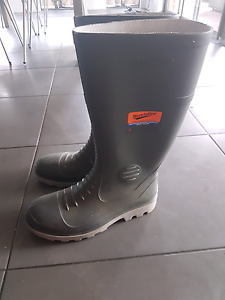 Blundstone Steel Cap Gumboots Size 12 Southern River Gosnells Area Preview