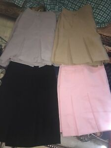 4 new skirts 10$ all 4